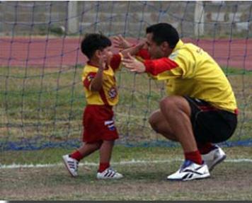 ¿Cuáles serían unos buenos consejos para los padres de los jóvenes futbolístas?