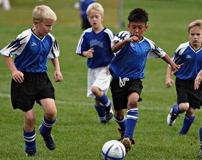 Resultado de imagen de el fútbol jovenes