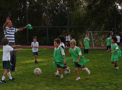 La iniciación deportiva en el niño: El niño y el deporte (1).