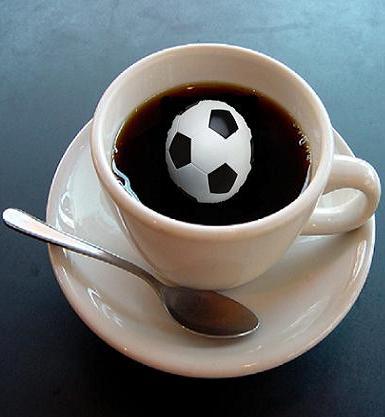 ¿Cómo afecta la cafeina al futbolista?